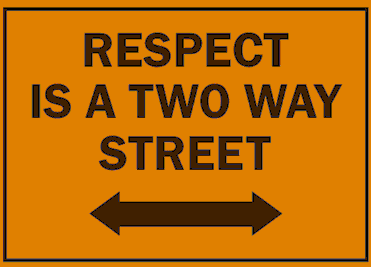 importance of showing respect to others Benefits of respect  respect is not something that people ask for but rather given 'â to be able to earn the respect of others,  benefits of robustness.